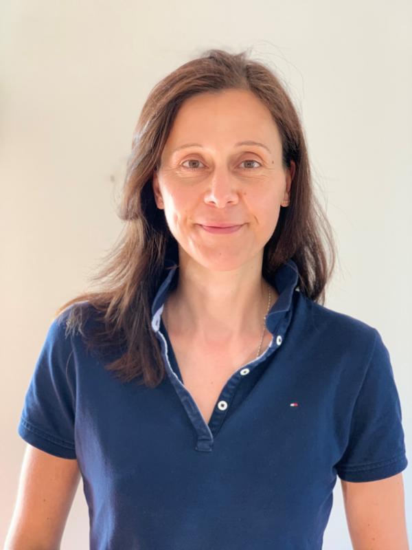 Frau Dr. Birgit Großmann, Ärztin, Internistin